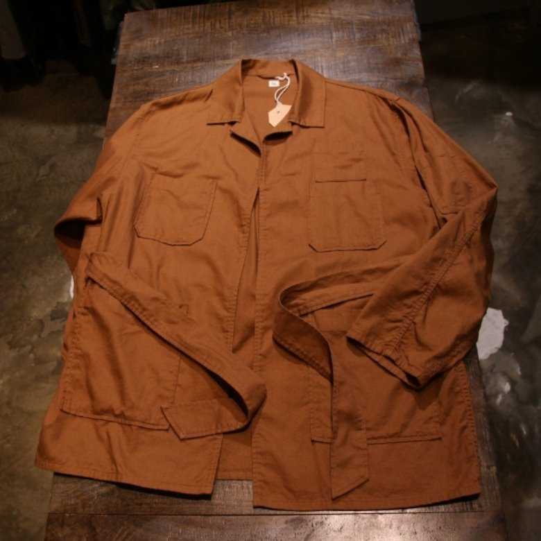 KAPTAIN SUNSHINE Belted Safari Light JACKET