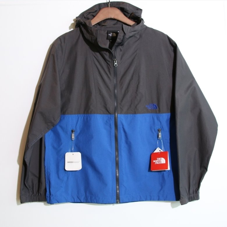 the north face compact jacket (M)