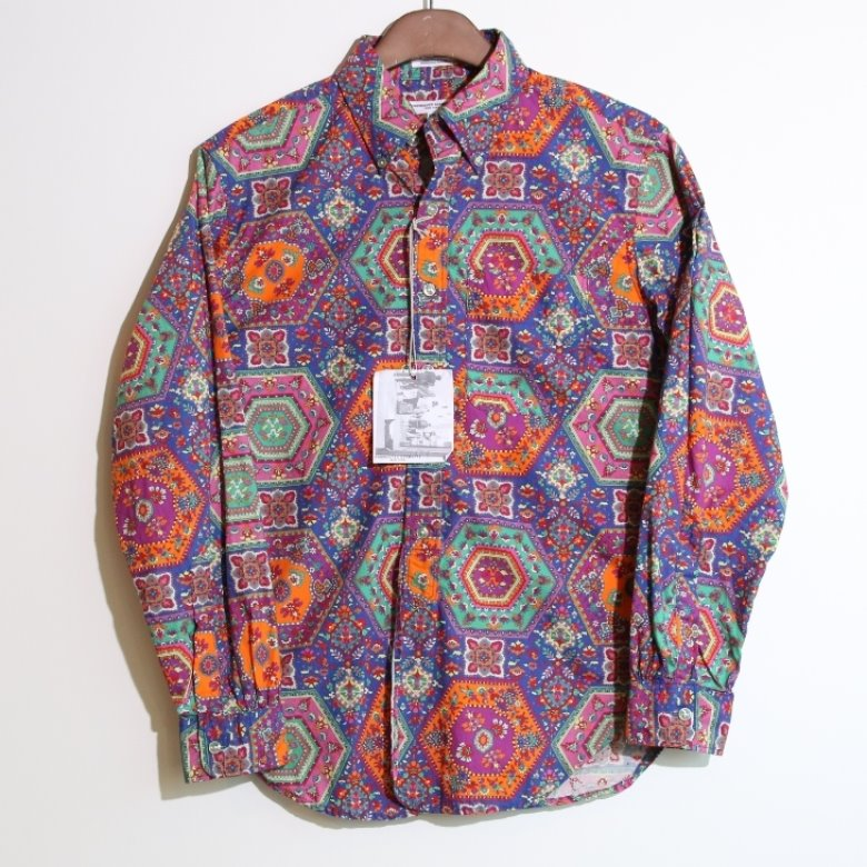 engineered garments 17ss bd shirt