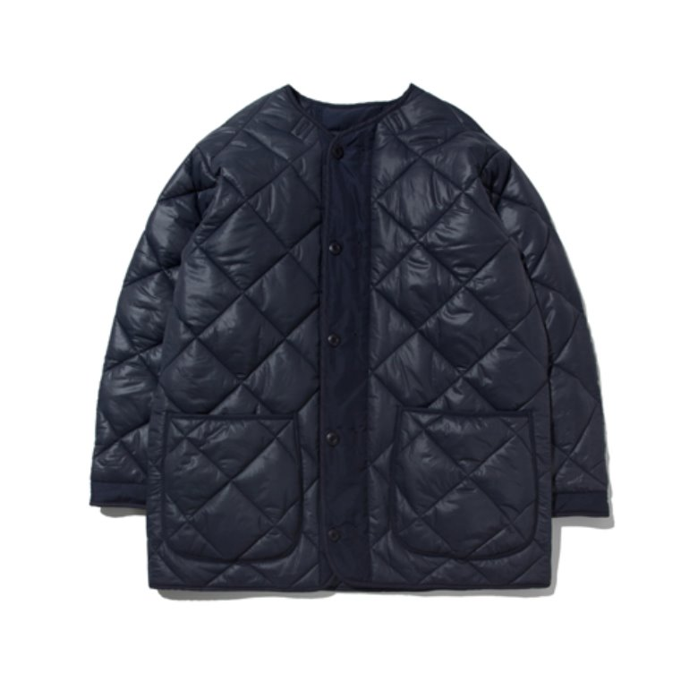 wildhogs M-65 quilted liner jacket (NAVY)